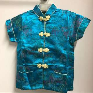 Traditional Chinese Costume for Boy (New)
