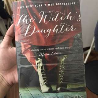the witch daughter book