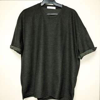Oversized Men's Shirt