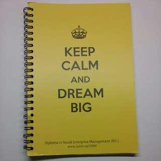 BN Inspiration Notebook