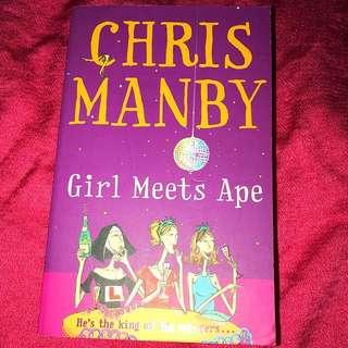Girl Meets Ape (Fun Chick-Lit book) #idotrades