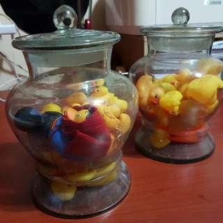 Vintage Medicine Jars