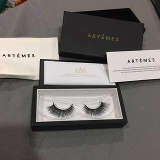 Artemes False Lashes mink eyelashes - lost innocence