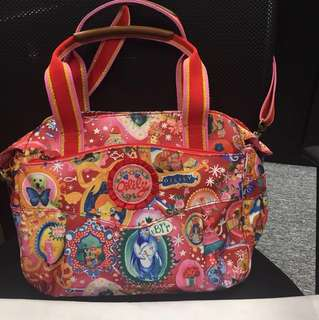 oilily nylon bag