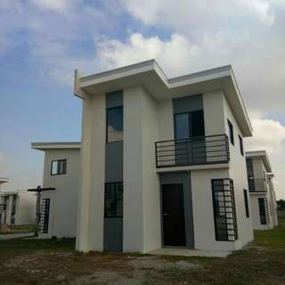 House and Lot for Sale by Amaia Land.
