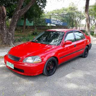 Honda civic LXi manual 96 model