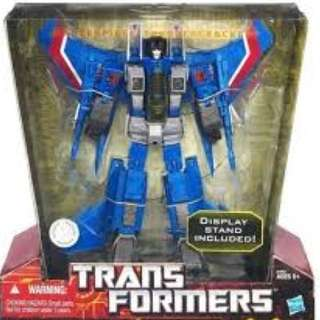 Hasbro Masterpiece Transformers Thundercracker