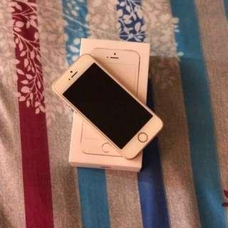 iPhone 5 SE Rosegold