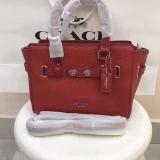 Coach Swagger 21 Medium Handbag sling Ready Stock