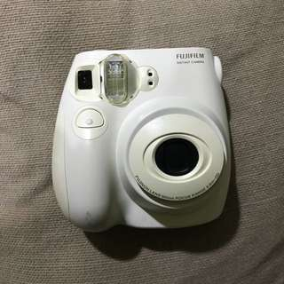 Instax mini 7s White