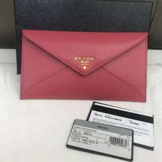 Prada Envelope wallet