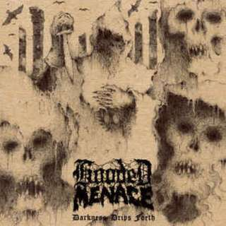 Hooded Menace ‎– Darkness Drips Forth Digipak CD Doom Death Sealed
