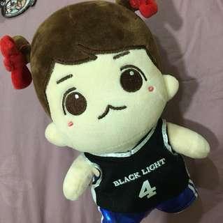 EXO baekhyun 20cm doll