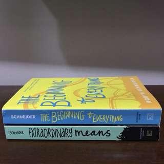Robyn Schneider Novels