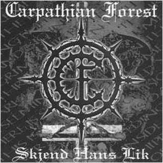 Carpathian Forest – Skjend Hans Lik CD Norwegian Black Metal
