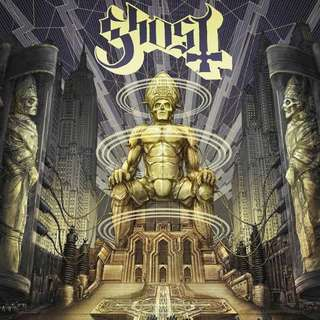 Ghost - Ceremony And Devotion Live 2 CD Sealed Brand New
