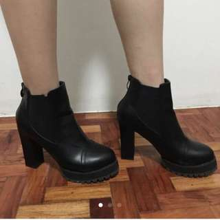 SALE! Leather Boots