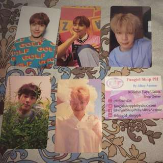 FREE SF COD BTS LOVE YOURSELF HER PHOTOCARD ONLY