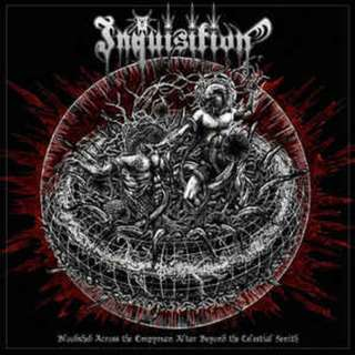 Inquisition - Bloodshed Across The Empyrean CD Sealed Black metal