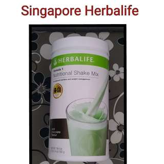 Herbalife Chocolate Mint