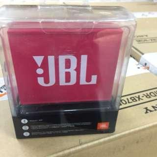 JBL GO Pink Speaker (Damaged Box)