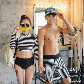 Couples Beach Wear