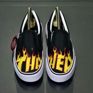 VANS SLIP ON THRASER WAFFLE ICC ( made in cina )