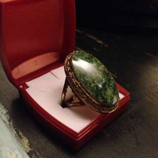 Victorian 12k Gold Ring