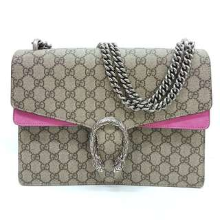 GUCCI DIONYSUS SHOULDER BAG