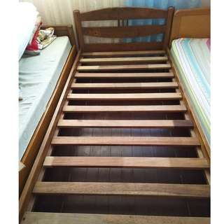 bed frame single size