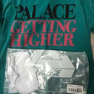 Palace Getting Higher Tee M