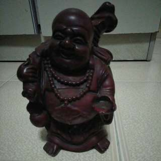 Future laughing Buddha