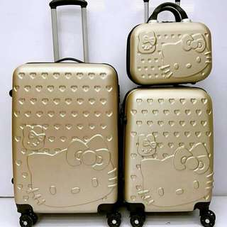 Set Luggage 3 in 1 gred B