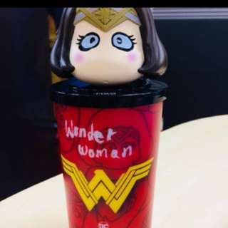 *CNY Sale* Wonder woman MBO tumbler