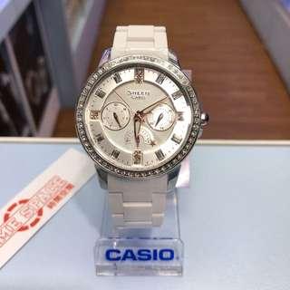 CASIO SHEEN SHE-3023-7A