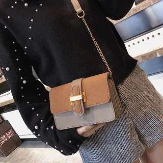 Sling Bag brown colour