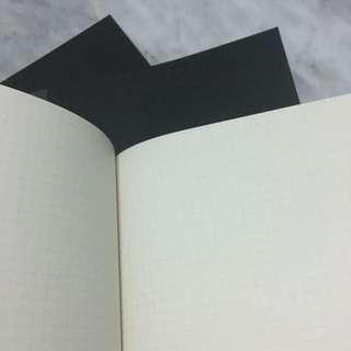 Muji Notebook grid