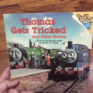 Thomas Gets Tricked and Other Stories Thomas & Friends Book