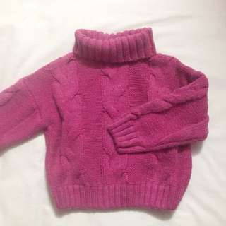 Thick Toddler sweater - For Rent