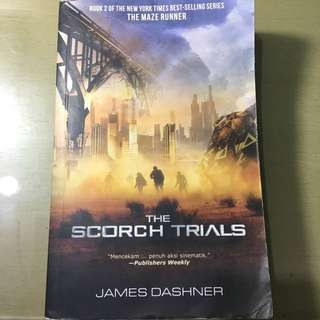 Scroch trails maze runner II
