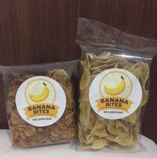 Banana Bites Keripik Pisang