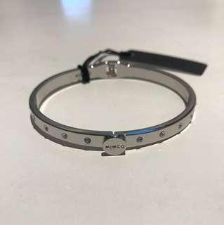 Silver Mimco Bracelet