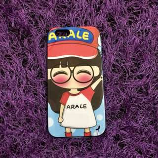Casing iPhone 6/6s Arale Chan😍