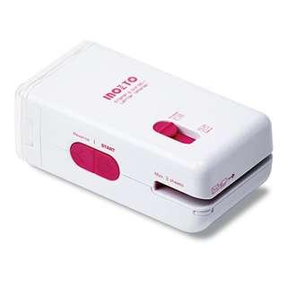 INOZTO Stamp & Shredder + Letter Opener Compact 3in1 Shredder BOMS-10