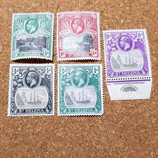1920/30 British Commonwealth Stamp mint