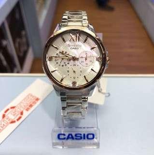 CASIO SHEEN SHE-3056SG-7A