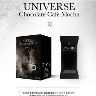 Official Goods ( EXO UNIVERSE CHOCOLATE CAFE MOCHA)