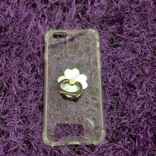 Clear antishock casing iPhone 6/6s😍