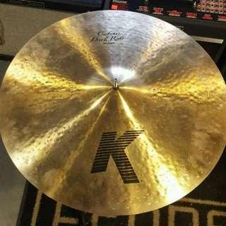 Cymbal zildjian K1250 K custom hybird