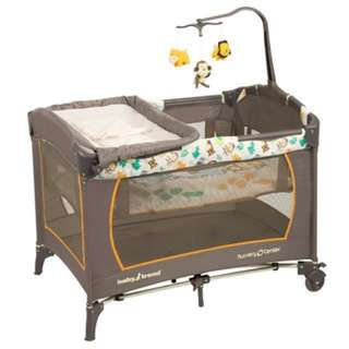 Babytrend nursery centre playpen